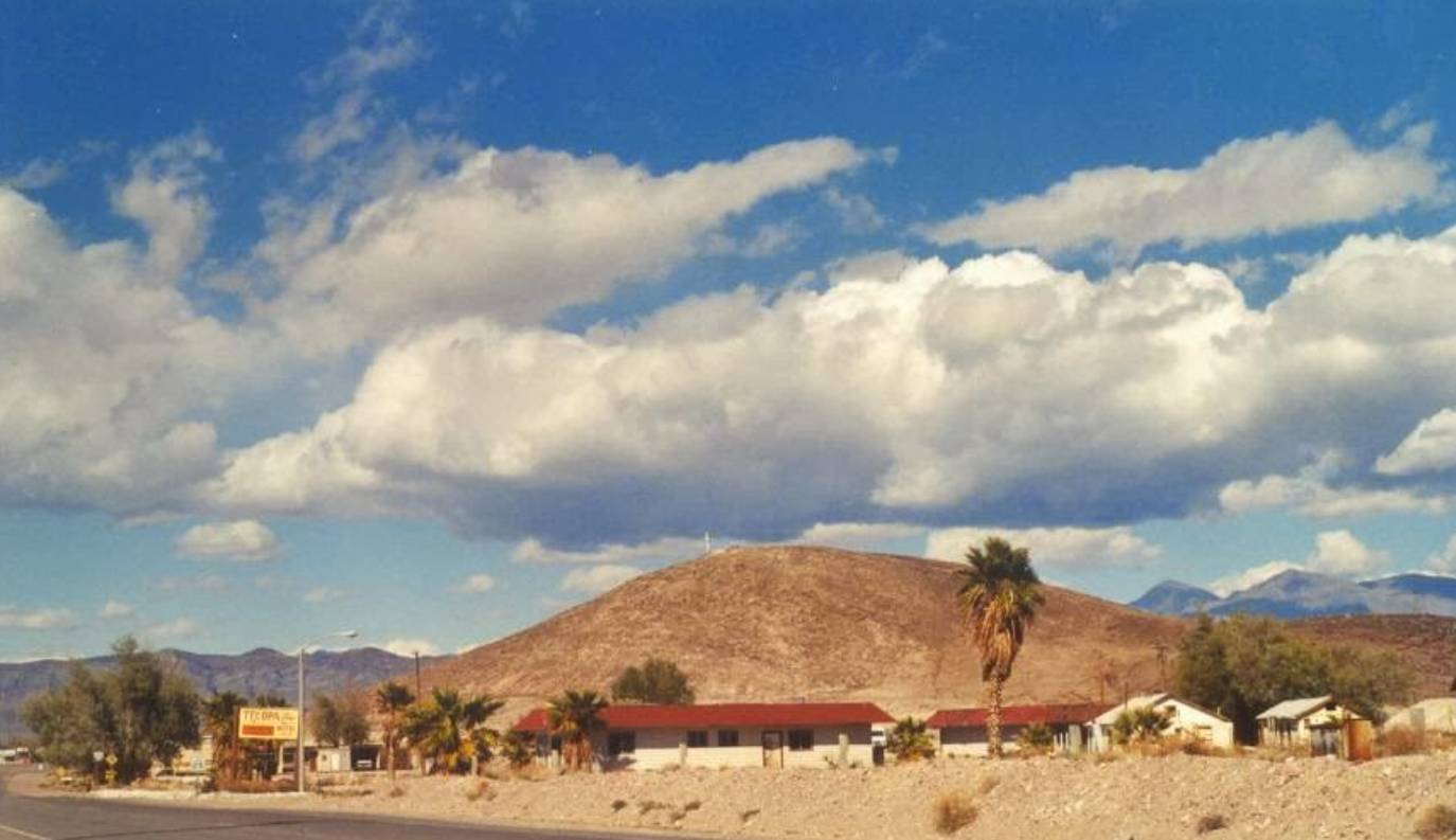Tecopa Hot Springs Resort - California Hot Springs