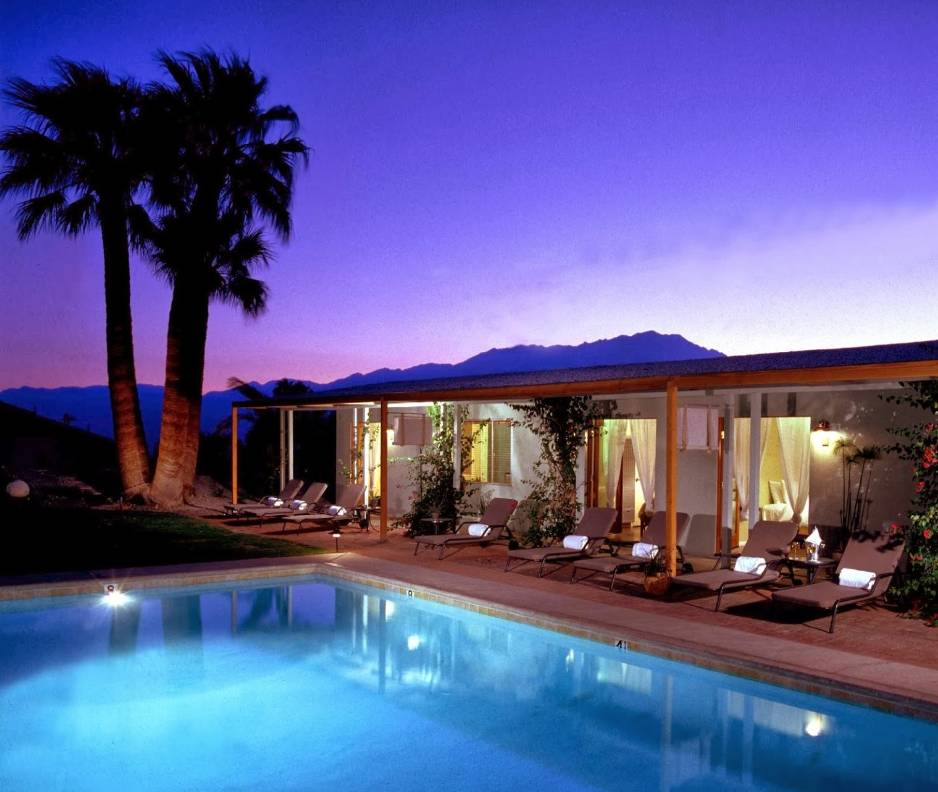Palm Springs Mineral Day Spa
