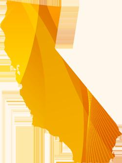 California Hot Springs Map