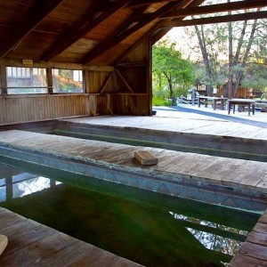 Wilbur Hot Springs Soaking Pools
