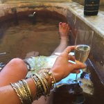Pic of the Day: Vichy Hot Springs Champagne Bath