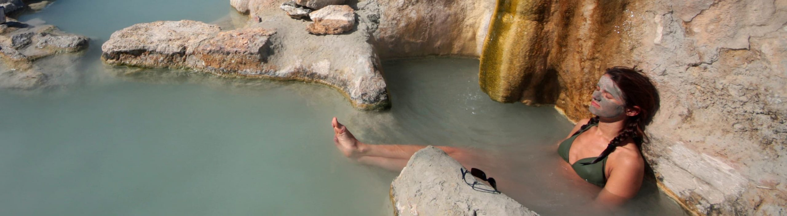California Hot Springs Mud Bath